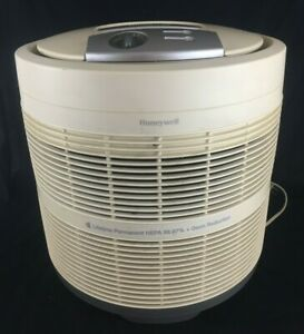 Honeywell 50250 True Hepa Allergen Removing Air Purifier Large Room Fan