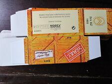 BOITE VIDE NOREV  CITROEN 2CV AZ 1955 EMPTY BOX CAJA VACCIA