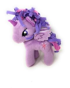 My Little Pony - Twilight Sparkle Purple Plush -  6""