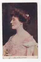 Actress Kate Cutler 1904 Postcard US097