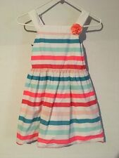 Gymboree Girls Dress Sz 8 Sundress Striped Cute