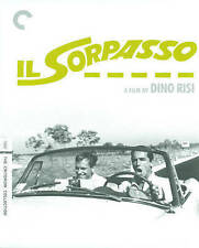 Il Sorpasso (Blu-ray/DVD, 2014, 2-Disc Set, Criterion Collection)