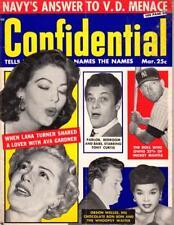 Confidential Mar 1957 Volume 5 Issue 1