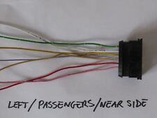 Peugeot 106 mk 2 hatchback rear bulb holder repair plug left side. 97 to 03