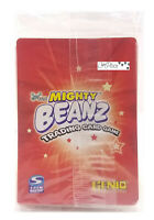 Mighty Beans Trading Cards Unopened Pack 2004
