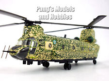 Boeing CH-47 Chinook - RAF Desert Storm - 1/72 Scale Helicopter Model by Amercom