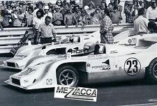 RC COLA PORSCHE 917/10 & VASEK POLAK PORSCHE 917/10 GRID 73 WATKINS GLEN CAN AM