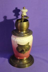 Kaffeemühle Keramik Deko Porzellan  moulin a cafe coffee grinder *4799