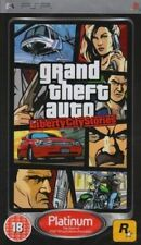 Videojuegos Grand Theft Auto Sony PSP
