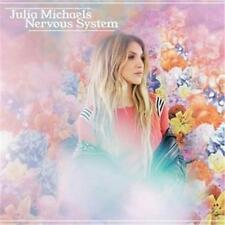 JULIA MICHAELS Nervous System CD BRAND NEW 7 Track EP Slim Card Sleeve