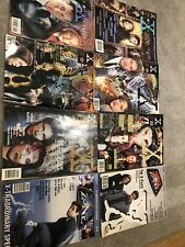 Collection of X files magazines Job Lot
