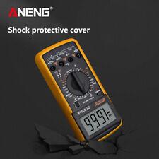 Dt9205A Digital Multimeter Ohmmeter Ac/Dc Ammeter Capacitance Tester Yellow