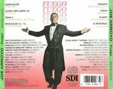 Joe Arroyo Fuego New Audio CD