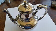 ART DECO COFFEE POT MIDDLETOWN CO. ENGLAND  QUADRUPLE PLATE