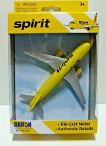 DARON REALTOY RT3874 Spirit Airbus A320 Reg# N320NK 1/300 Diecast. New