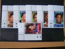 Bahamas, 2012 sufragio para mujer, conjunto completo de 6 Vals, U/M, Gato £ 10. Excelente..