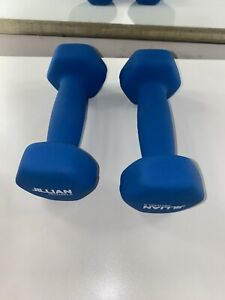 Jillian Michaels 3 Lb Arm Weights Set Of Two