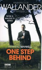 One Step Behind by Mankell Henning - Book - Paperback - Crime/Mystery - Fiction