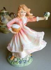 Royal Doulton Daddy's Joy porcelain Figurine Hn 3294 Ltd Ed 948/12,500 Coa 1990