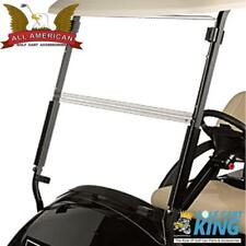 Club Car Precedent ALL AMERICAN™ Folding Windshield for Golf Cart - Clear (04+)
