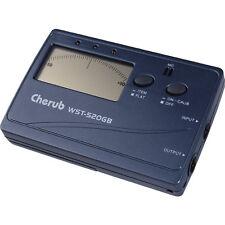 Cherub Wst520Gb Gtr/Bass Tuner