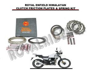 Royal Enfield Himalayan Clutch Friction Plates & Spring Kit
