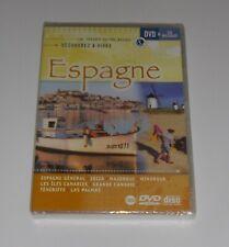 ESPAGNE : Voyage, Culture, Musique (DVD) + 1 CD Bonus (NEUF Sous Blister)