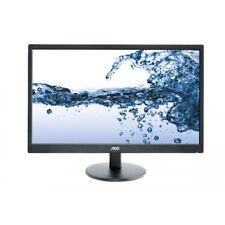 "AOC Monitor E2270SWDN LCD-Display 54,6 cm (21,5"") schwarz"