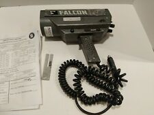 FALCON RADAR GUN TRAFFIC RADAR SYSTEM / KUSTOM SIGNALS SPEED POLICE HANDHELD