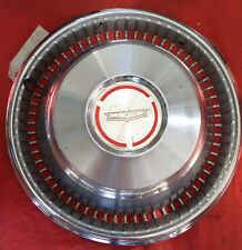 1966 Chevy Chevrolet Impala Caprice hub cap OEM Wheel Cover HUBCAP WHEELCOVER OE