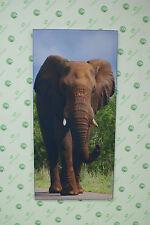 Frameless Alu Keilrahmen mit individuellen Stoffdruck - 60x125cm Hochformat