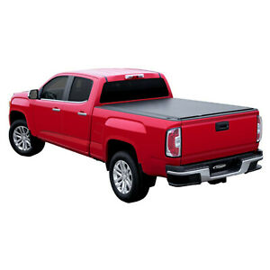 Access For 17+ Nissan Titan 5-1/2ft Bed Tonnosport Roll-Up Cover 22030229