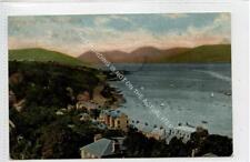 (Ga9989-480) Ardbeg and the Cowal Hills, Rothesay Bay 1904 VG