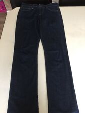 Citizens Of Humanity 25 Dark Denim Womens Jeans Medium Cut#13682 Style# 1306-372