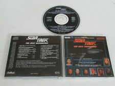 STAR TREK THE NEXT GENERATION VOL. 3/TV SOUNDTRACKS/DENNIS MCCARTHY(7709-2/CD 3)