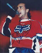 Howie Dorough Autographed 8x10 Backstreet Boys Free Shipping B496