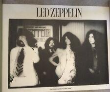 Led Zeppelin Vintage Poster  Import