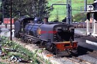 PHOTO  SOUTH AFRICAN RAILWAYS - NG/G16 CLASS 2-6-2 + 2-6-2 BEYER-GARRATT LOCO NO