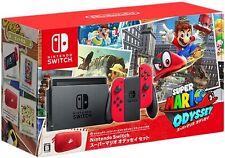 Nintendo Switch Super Mario Odyssey Set