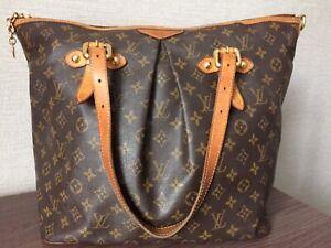 Louis Vuitton shopper bag, original, used