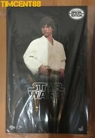 Ready! Hot Toys MMS297 Star Wars IV A New Hope 1/6 Luke Skywalker Hamill Special