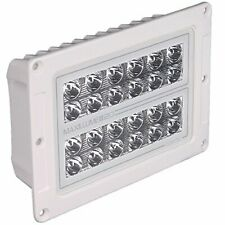 Lumitec Lighting 101348 Maxillume H120 Flush Mount Housing Light, White
