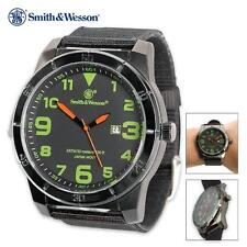 Smith & Wesson Commando Tactical Military Case 30m Water Resistant Dive Watch
