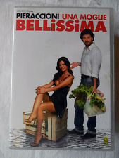 UNA MOGLIE BELLISSIMA Pieraccioni Torrisi Ceccherini Garko Papaleo Film DVD