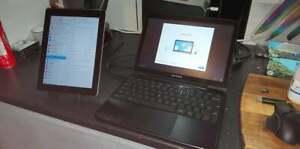 Joblot 2 x Items - Samsung Chromebook XE500C21 / Apple iPad 4th Gen - 753