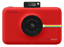 Polaroid Snap Touch rot Sofortdruck-kamera 13mp 1080p Video