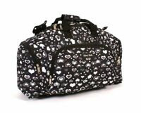 Ladies Weekend Overnight Bag Womens Maternity Holdall Sports & Travel Luggage