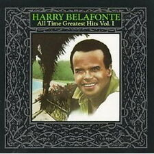 CD Album Harry Belafonte All Time Greatest Hits Volume 1 (Coconut Woman) RCA