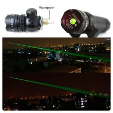 New 5mw Green Dot Laser Sight / Mega Power Green Laser Scope + Free Mounts