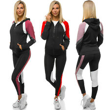 Trainingsanzug Sportanzug Jogginganzug Hose Sweatshirt Damen OZONEE O/S25
